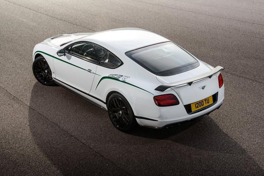 Coches que debutaron en Goodwood: Bentley GT-3