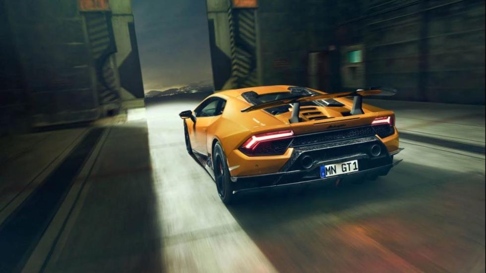 Lamborghini Huracán Performante Novitec
