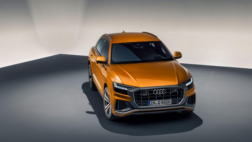 Nuevo Audi Q8