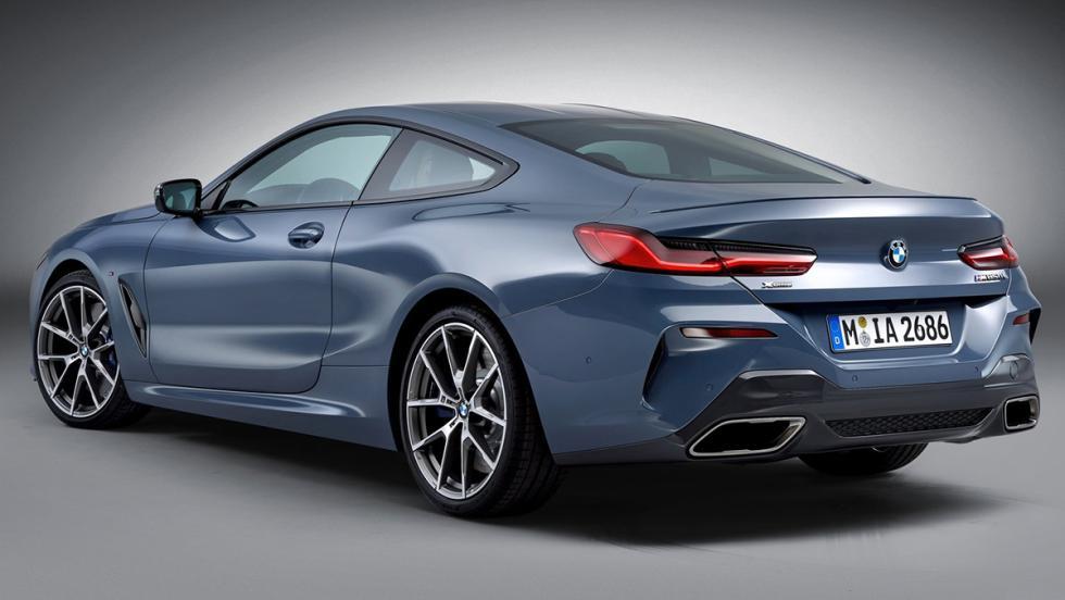 Nuevo BMW Serie 8