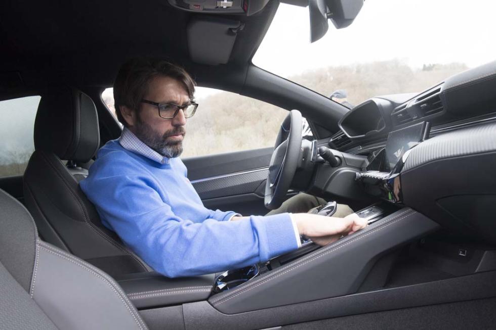 Nuevo Peugeot 508 SW 2018