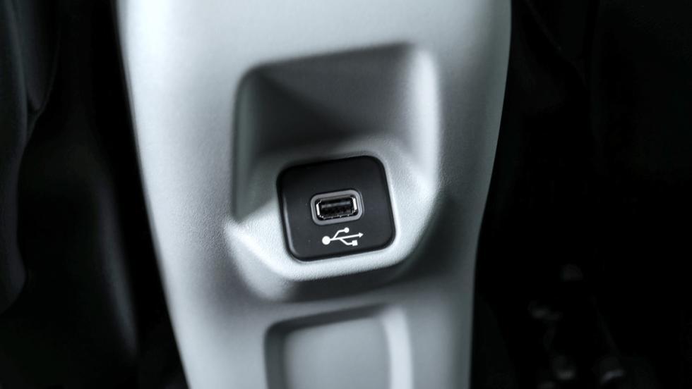 Prueba Jeep Renegade 2019 (USB)