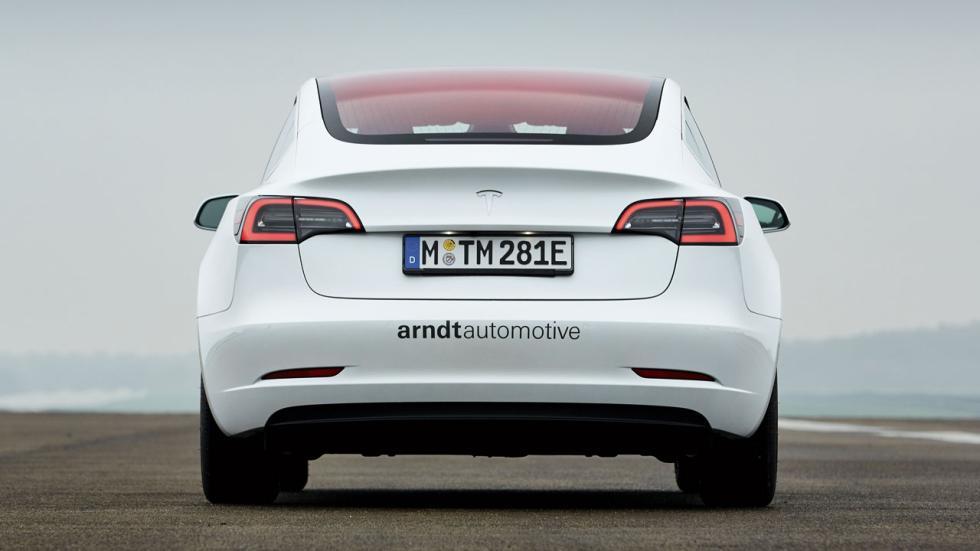 Prueba Tesla Model 3