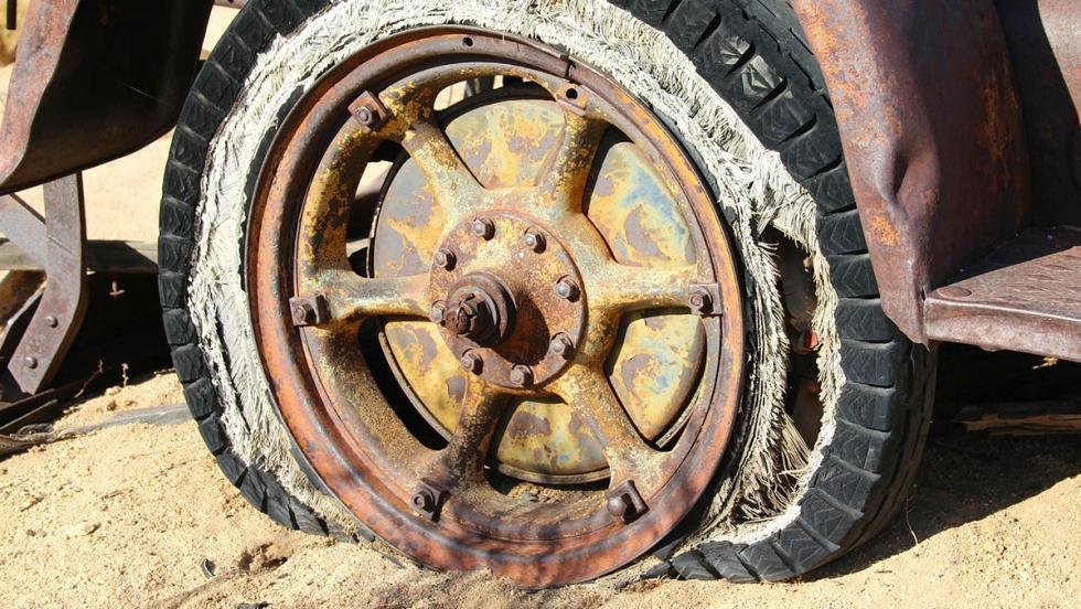 Test: ¿eres un auténtico 'pisapedales'? - ¿Cuidas de tus neumáticos?