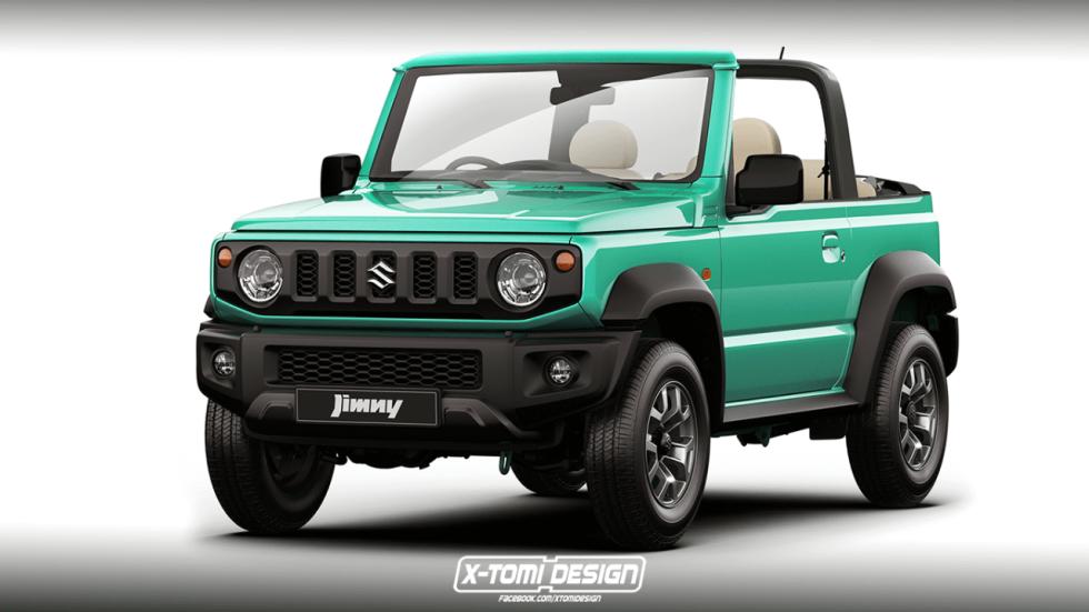 Versiones Suzuki Jimny 2019