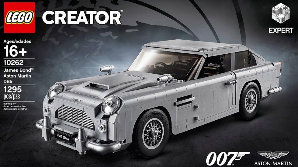 Aston Martin LEGO