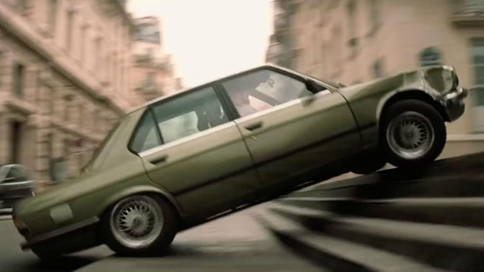Los coches de Mission Impossible: Fallout