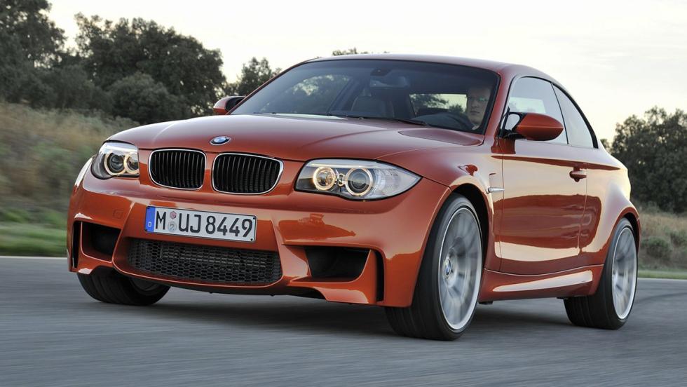 Los coches que más se han revalorizado en menos tiempo - BMW Serie 1 M