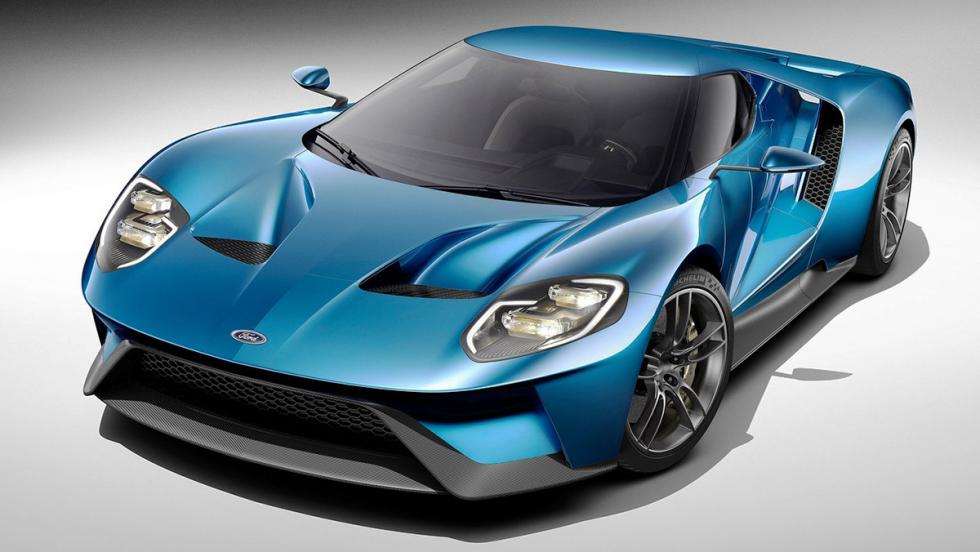 Los coches que más se han revalorizado en menos tiempo - Ford GT
