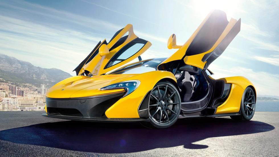 Los coches que más se han revalorizado en menos tiempo - McLaren P1