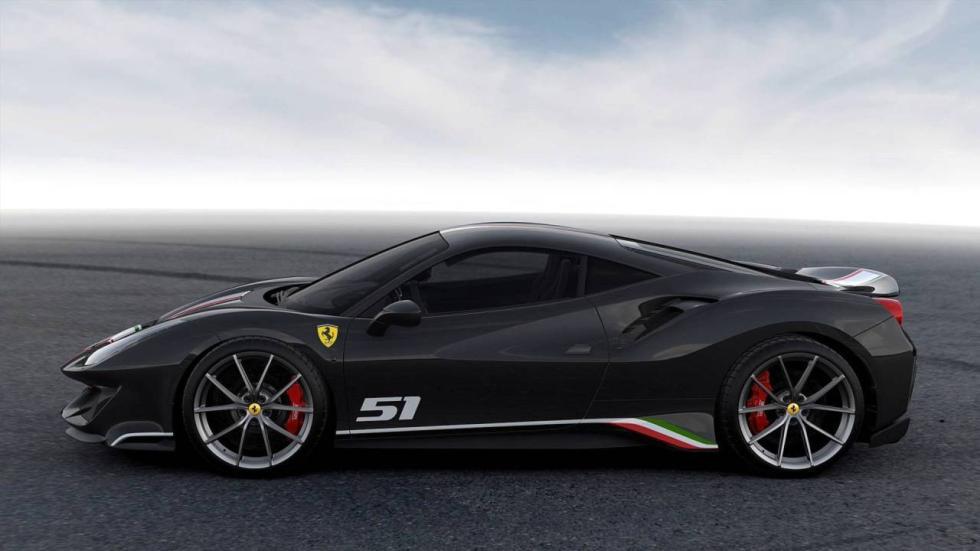 Ferrari 488 Pista 'Pilota'