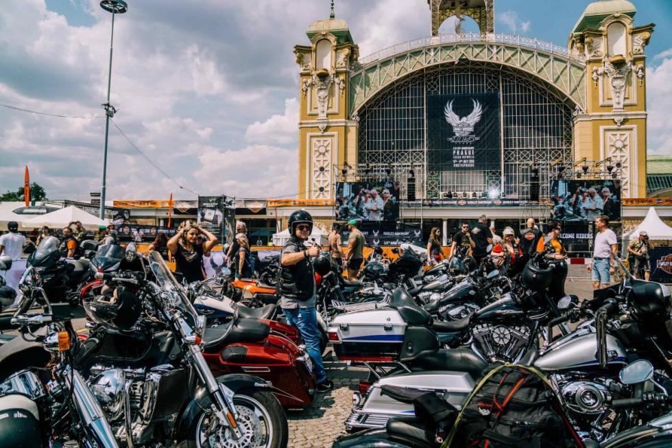Harley-Davidson 115º Aniversario