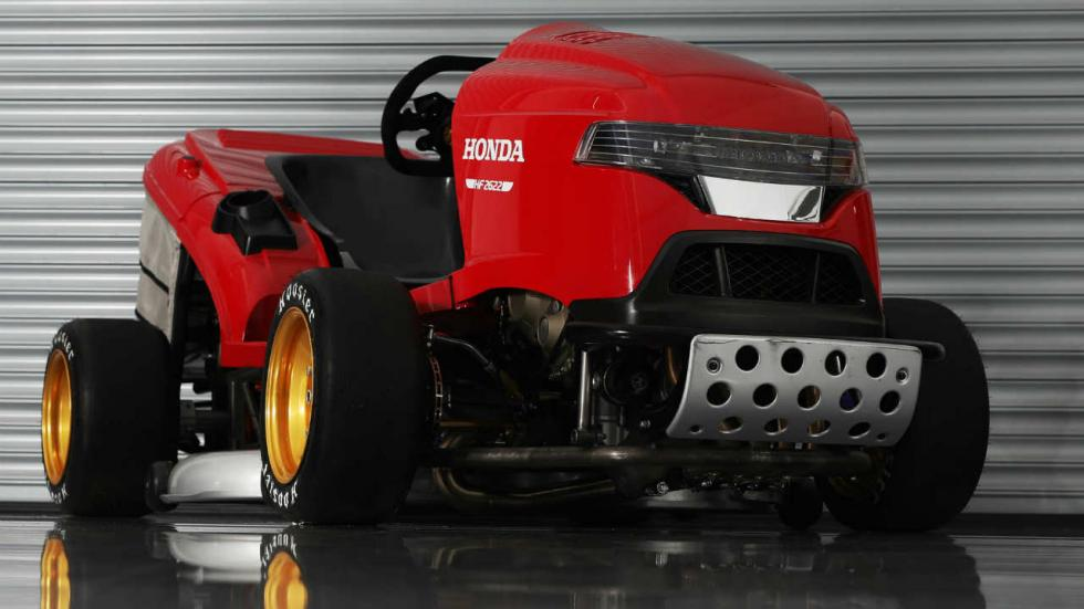 Honda Mean Mower V2