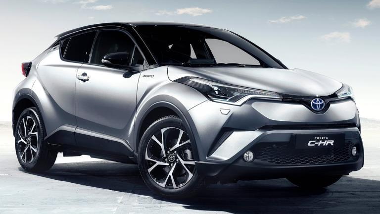 Mantenimiento del Toyota C-HR