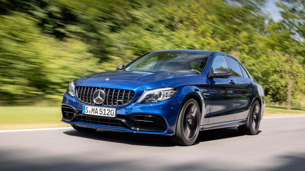 nuevo prueba azul electrico deportivo circuito aleman lujo