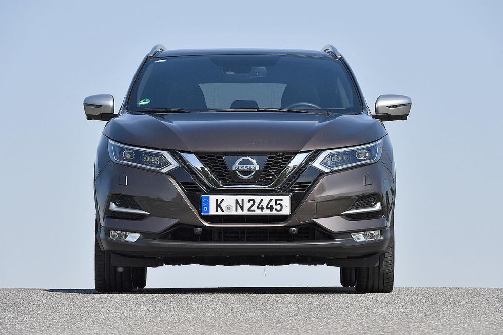 Nissan Qashqai vs Skoda Karoq y Renault Kadjar