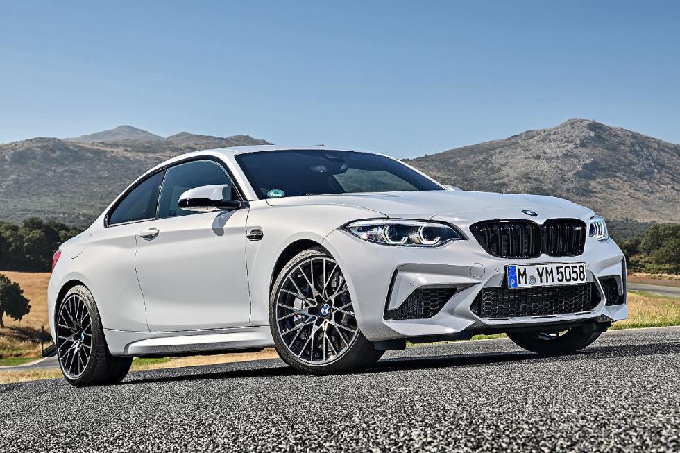 Prueba: BMW M2 Competition