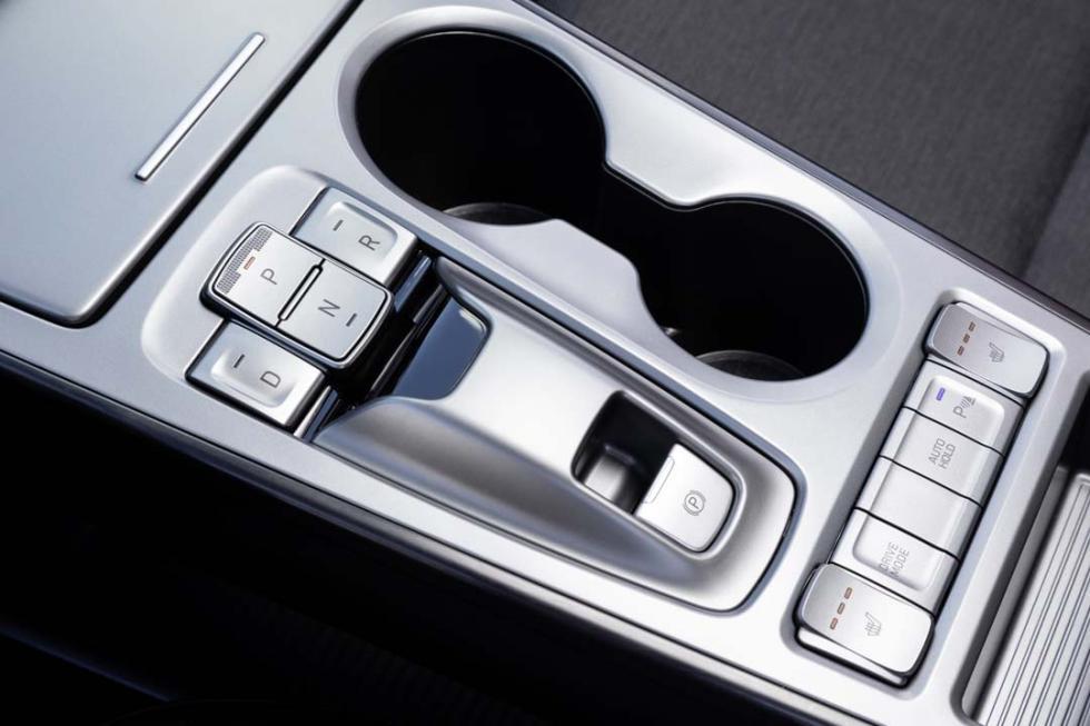 Prueba Hyundai Kona Electric