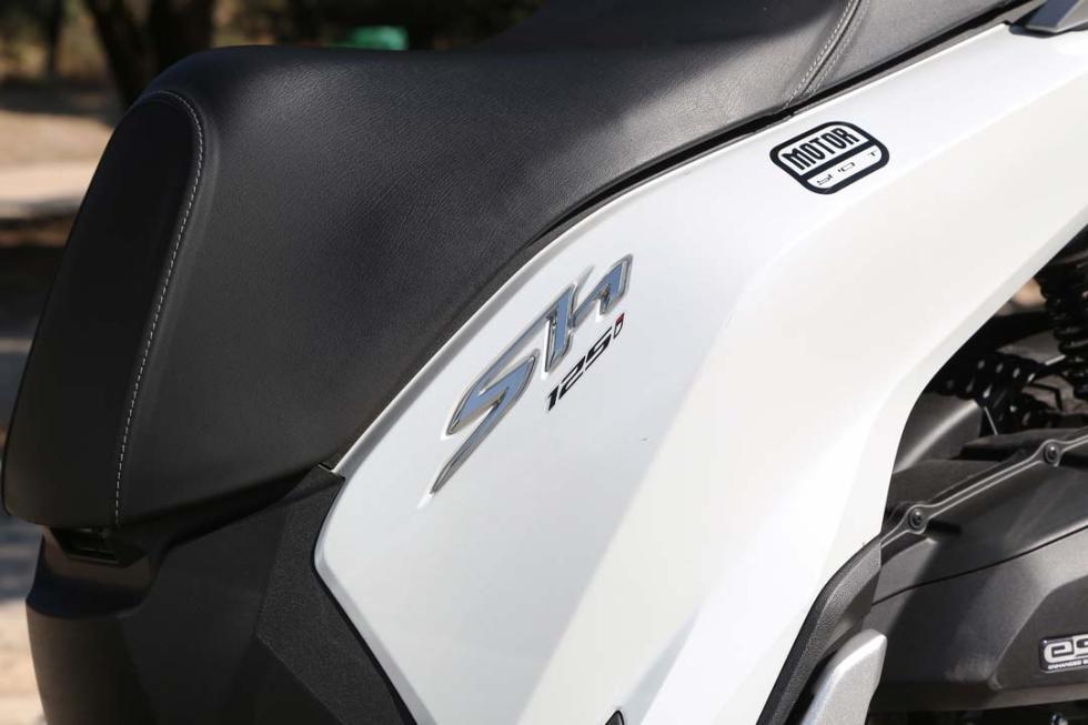 Prueba nueva Honda SH 125 2018