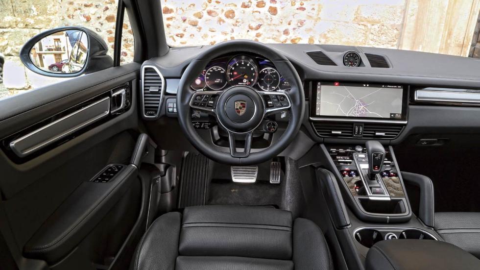 Prueba Porsche Cayenne S