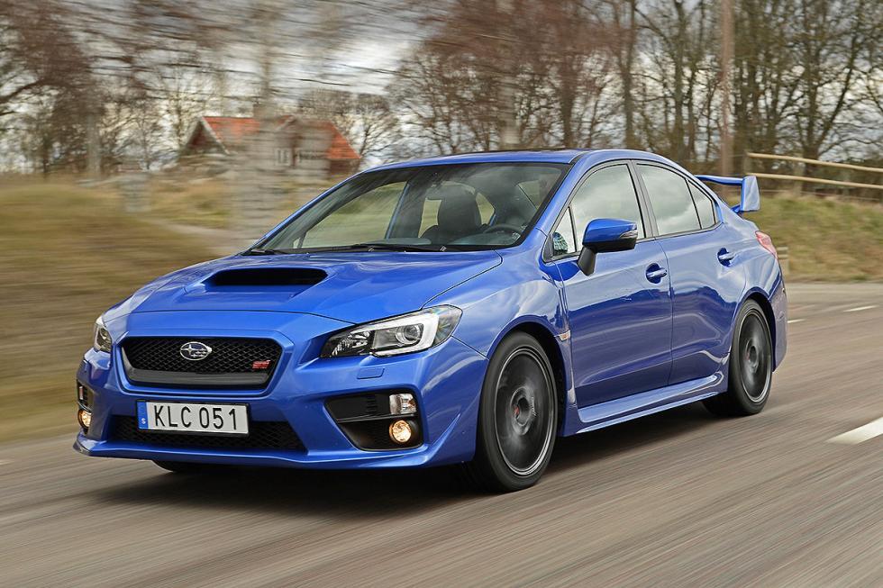 Subaru WRX STI ¿Adiós a una estirpe?