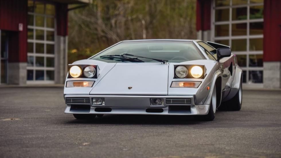 Subasta Lamborghini Countach LP400 S Series II 1981
