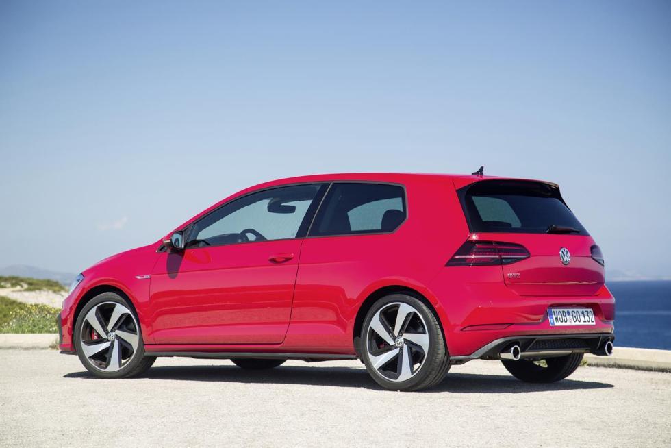 Los tres rivales del Seat León SC FR: VW Golf