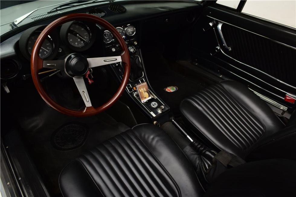 Alfa Romeo Spider de Muhammad Ali