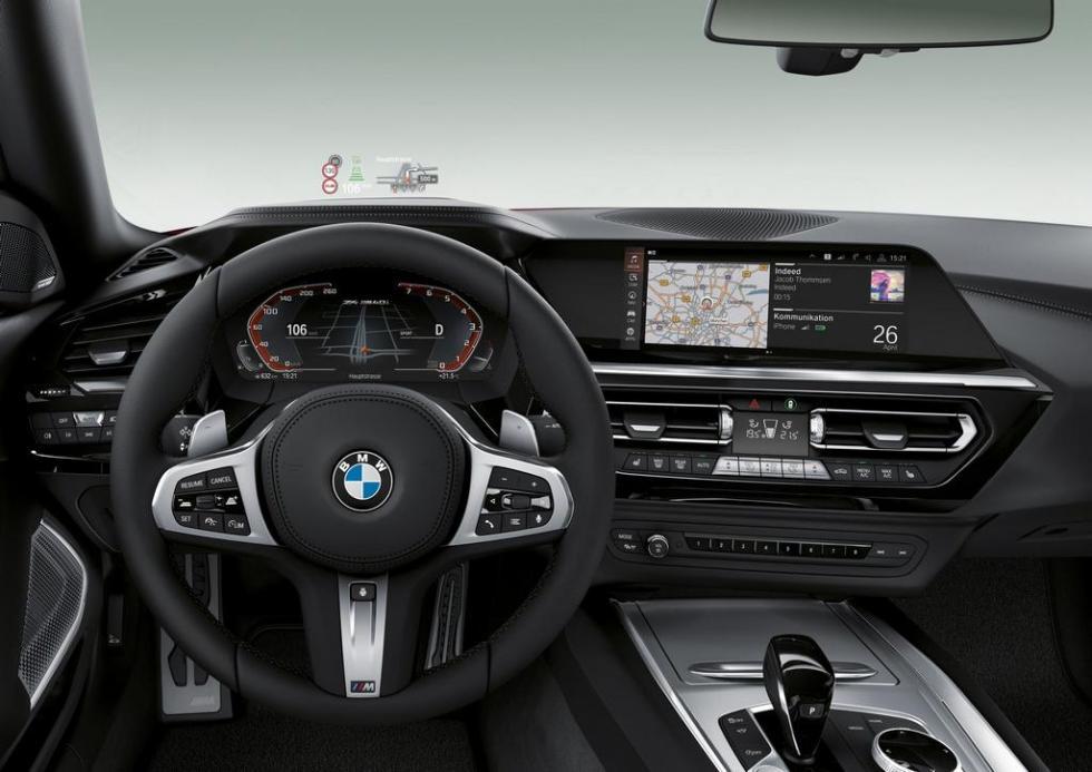 BMW Z4 2018 M40i First Edition