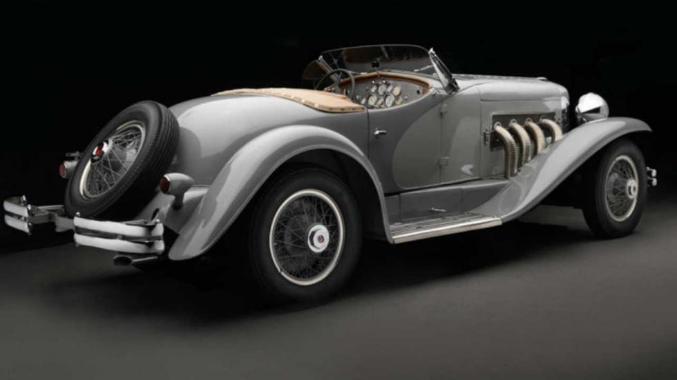 El coche americano más caro de la historia