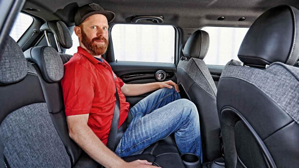 Comparativa: Seat Ibiza, Ford Fiesta, Suzuki Swift y Mini Cooper