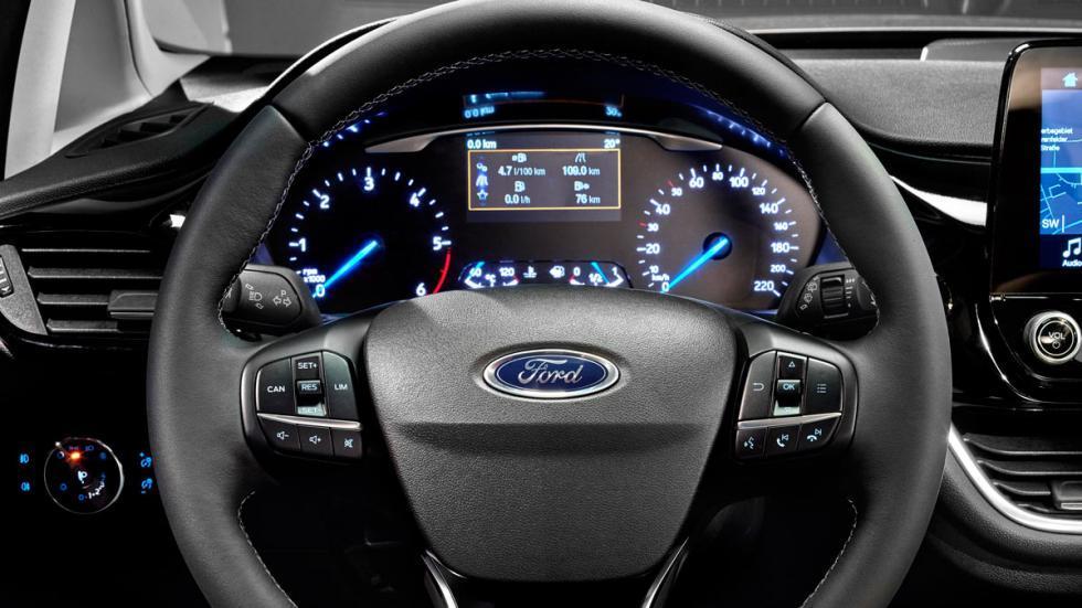 Skoda Fabia o Ford Fiesta