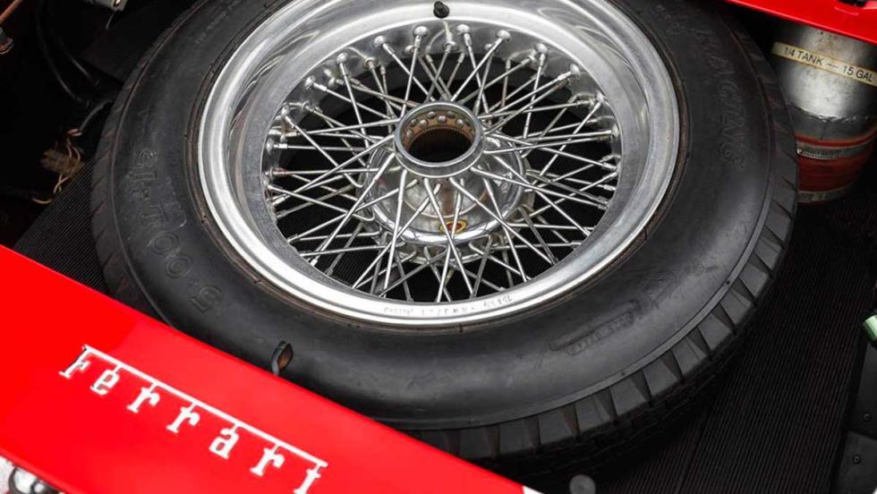 Ferrari 250 GTO by Scaglietti 1962