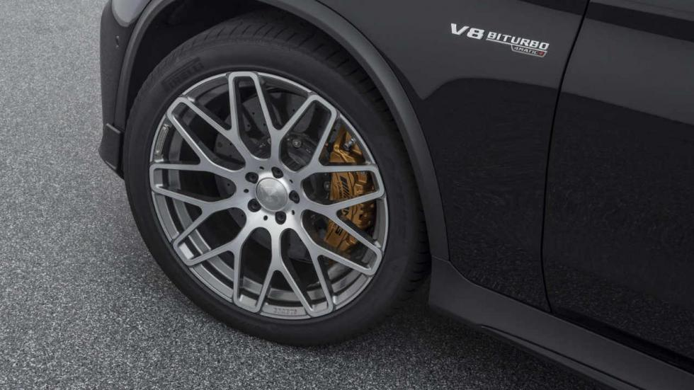 Mercedes-AMG GLC 63 S Brabus