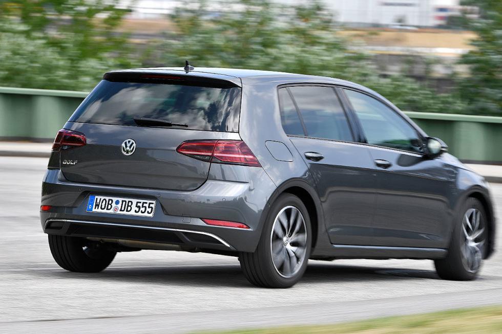 Mercedes Clase A vs Volkswagen Golf