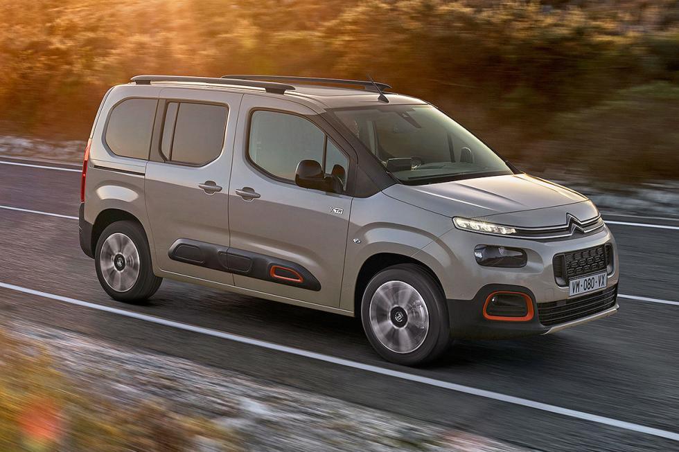 Peugeot Rifter vs Citroën Berlingo