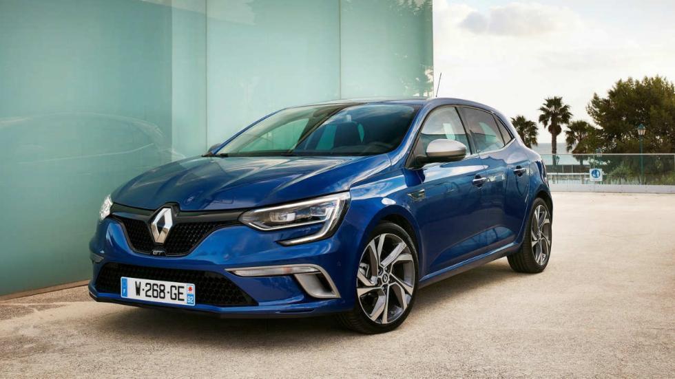 Precio Renault Mégane