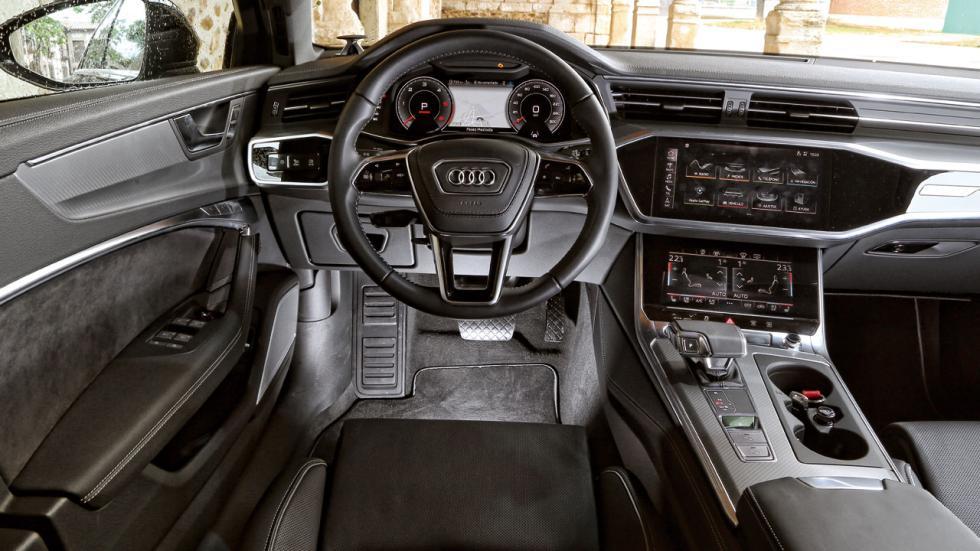 Prueba Audi A6 50 TDI quattro