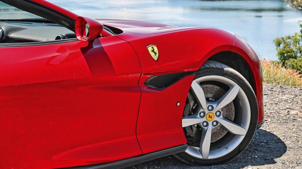 Prueba Ferrari Portofino