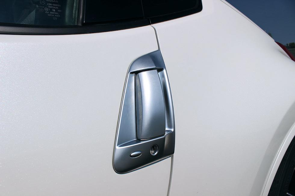 Prueba del Nissan 370Z Nismo 2018