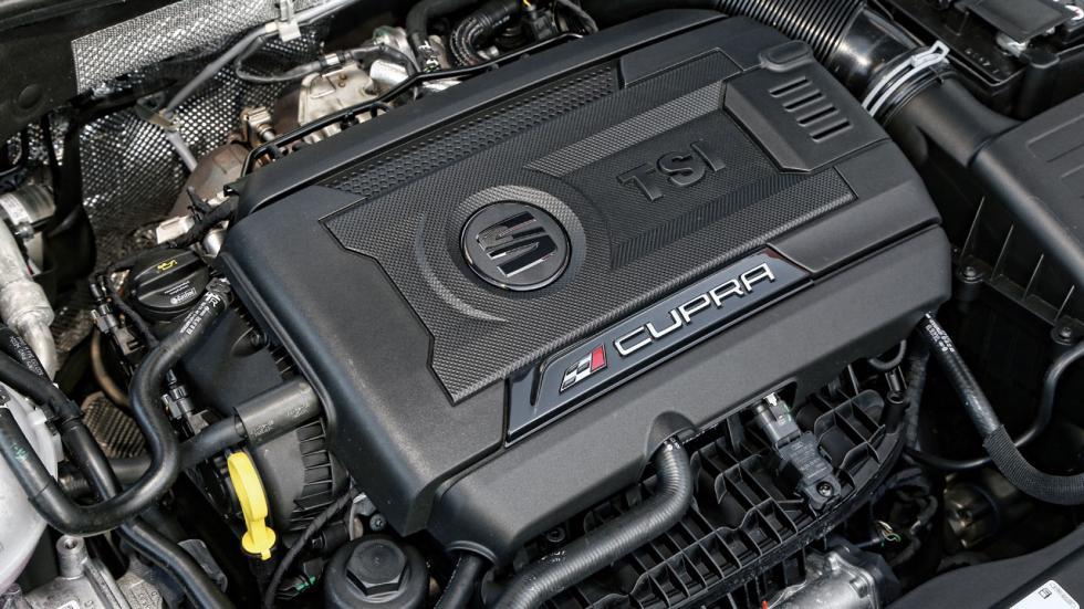 Prueba Seat León Cupra R 2018
