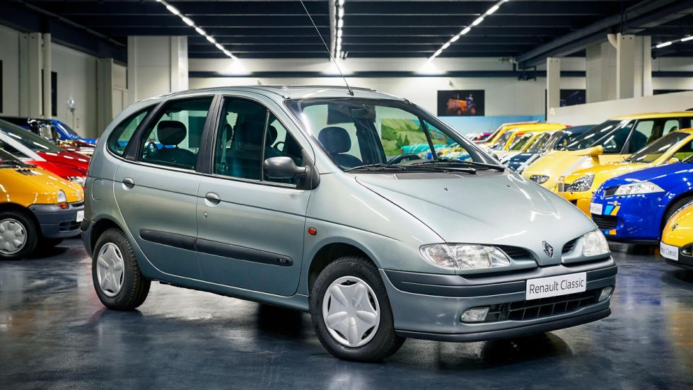 Renault 120 años