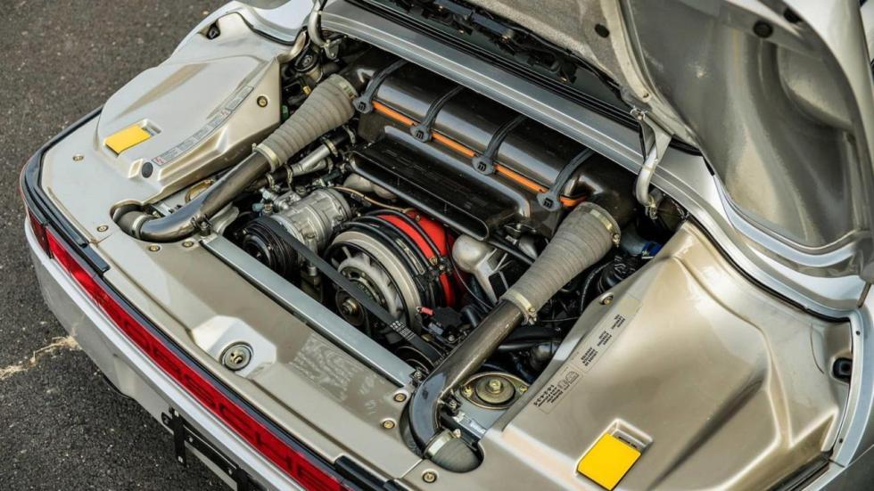 Subasta Porsche 959 Komfort 1987