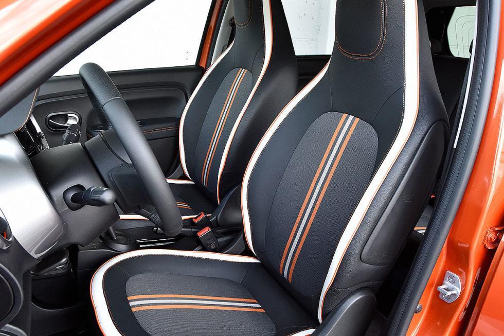 Volkswagen Up GTI vs Kia Picanto GT y Renault Twingo GT