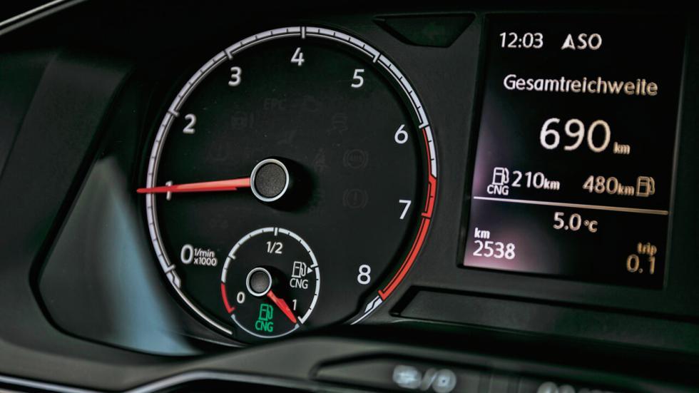 Volkswagen Polo GTI vs Polo TGI