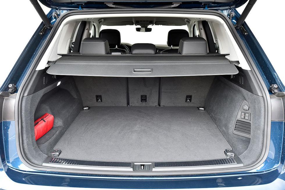 Volkswagen Touareg 2018 vs Mercedes GLE y Volvo XC90