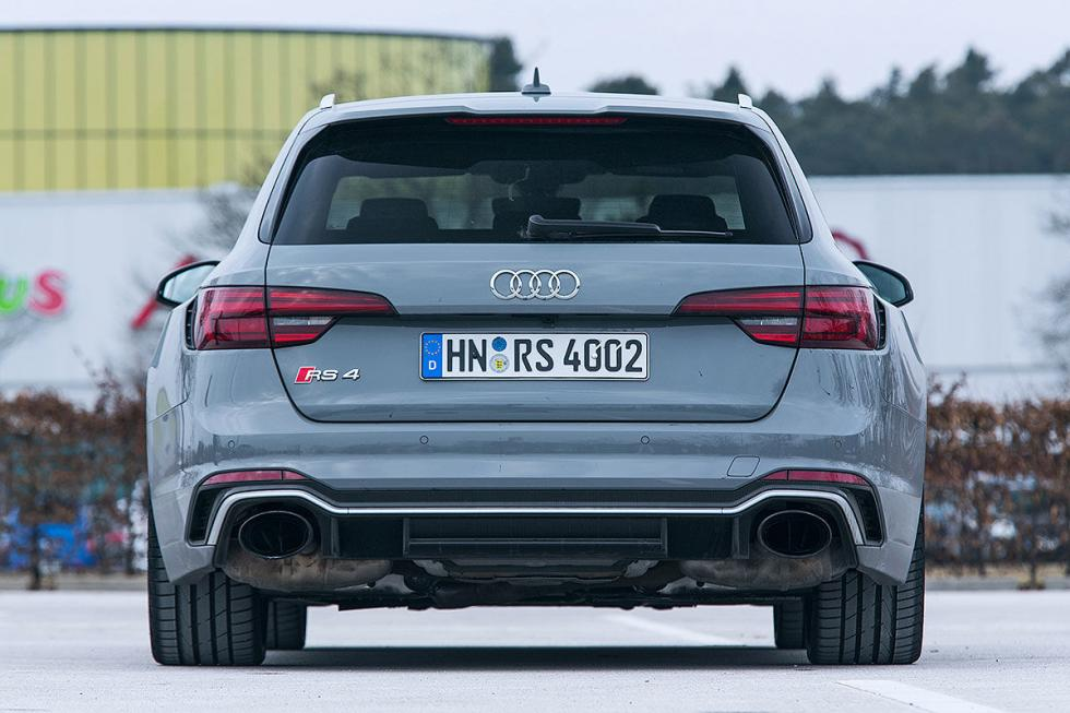 Audi RS4 Avant y el Alpina B3 S Touring