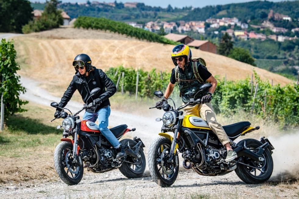 Nueva Ducati Scrambler Icon 2019