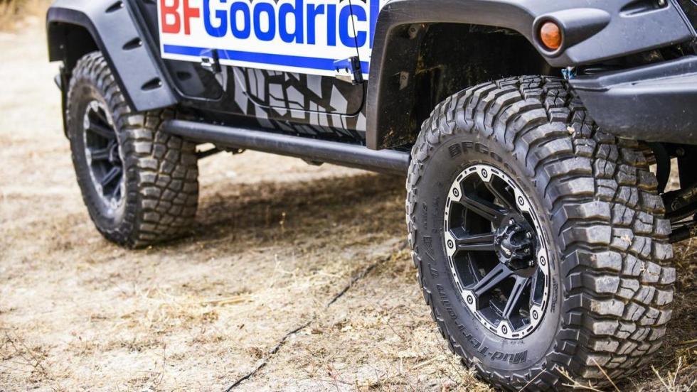 BFGoodrich Mud Terrain T/A KM3