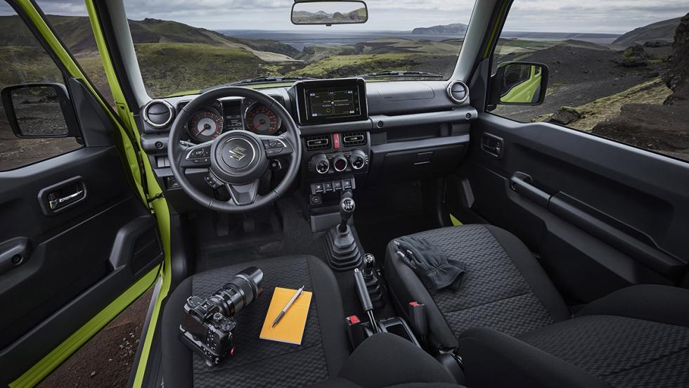 Nuevo Suzuki Jimny 2018
